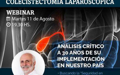 """""""Colecistectomía laparoscópica"""""""