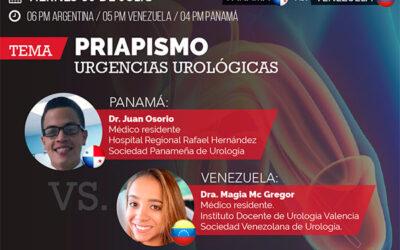 PRIAPISMO – Urgencias Urológicas