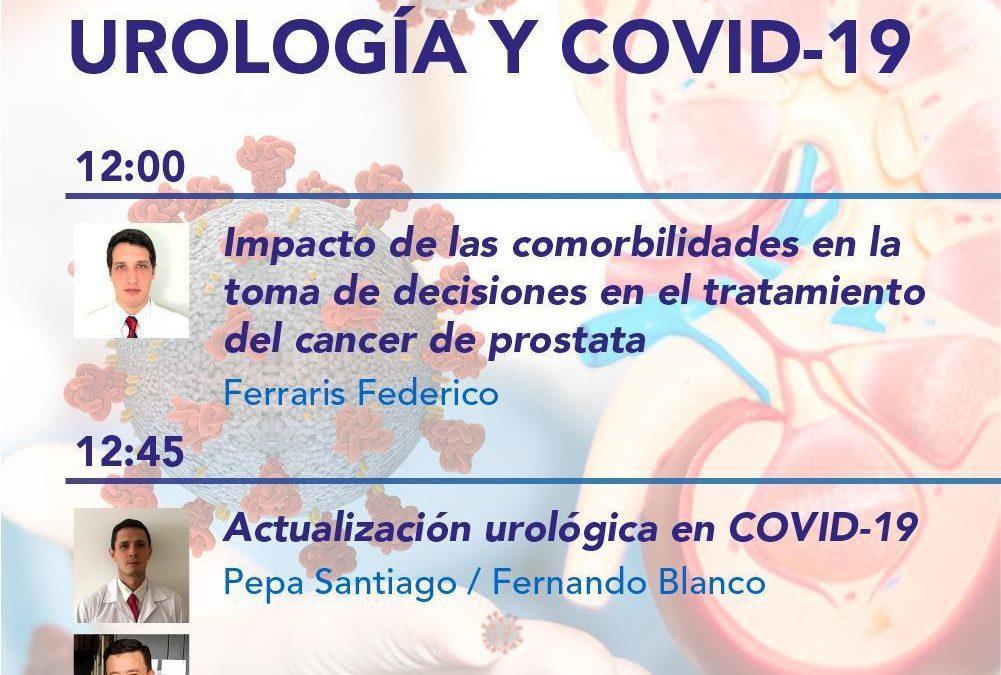 Urología y Covid-19